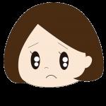 Qちゃん困り顔2